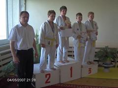 Karolis Mockus  ketvirtas iš kairės