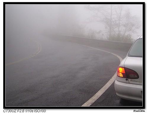 P1010091_好濃的霧!!!