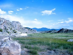 Somewhere close to Terryall Res. (dhgatsby) Tags: camping colorado southpark horseshoes
