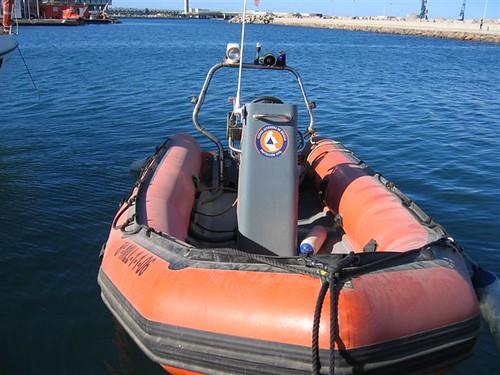 Embarcacion de rescate 003