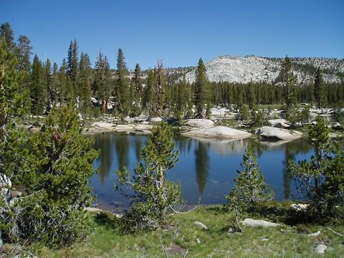 Red Rock Basin Lake