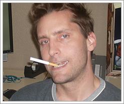 Angry Ed Support Smoke Free Bars
