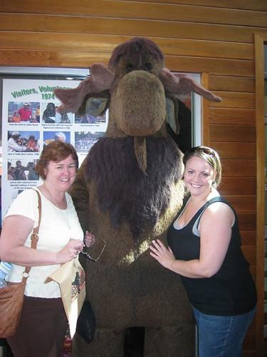 Barb, Moose, Me