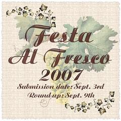 La Festa al Fresco 2007