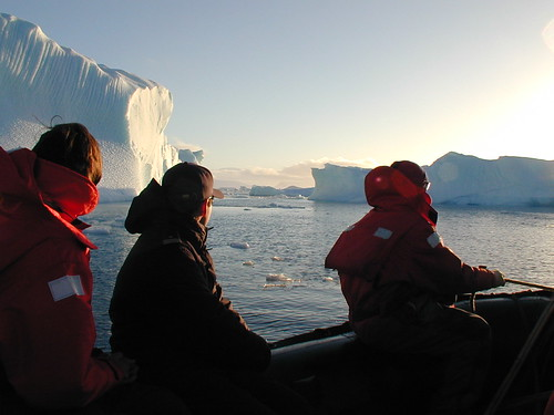 Aventura en la Antártida