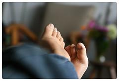 2007-08-07 (kren) Tags: feet tamron2875mm 400d healthbody