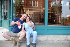 DSC_0001 (jreidfive) Tags: people happy virginia couple roanoke seafood redneck awful arthurs