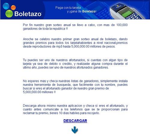 Fake Boletazo