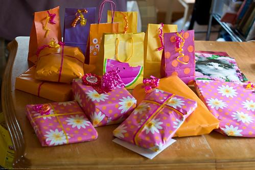 KD's presents