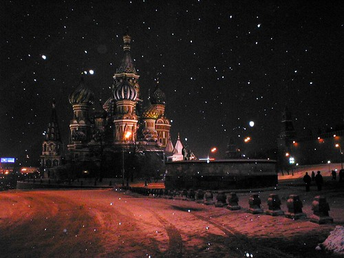 Fairytale on the Red Square