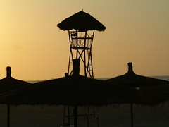 Sunset in Gambia (drwoolley) Tags: subset