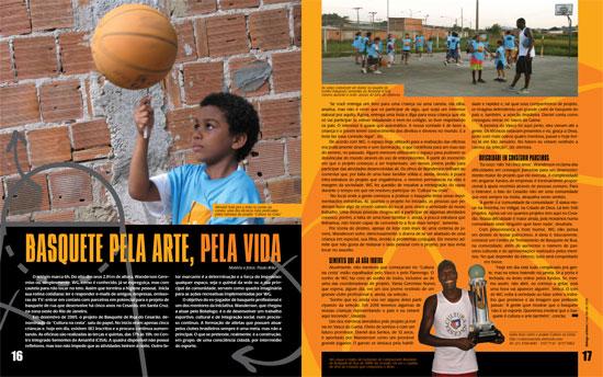 basquete na Diálogo Urbano