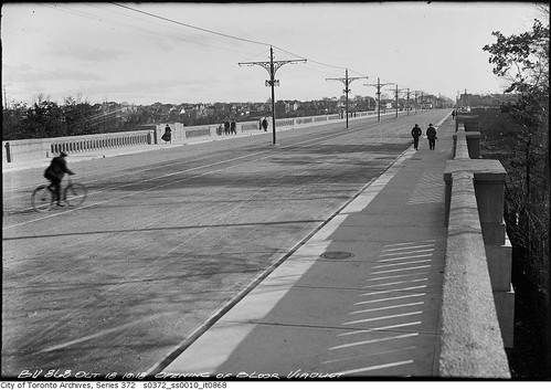 Opening of Bloor Viaduct