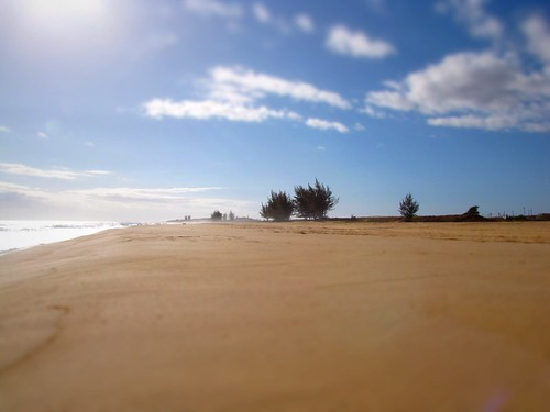 Remembering Kekaha Beach, Kaua'i
