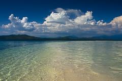 (oc_layos) Tags: ocean beach bluewater palawan hondabaypalawan