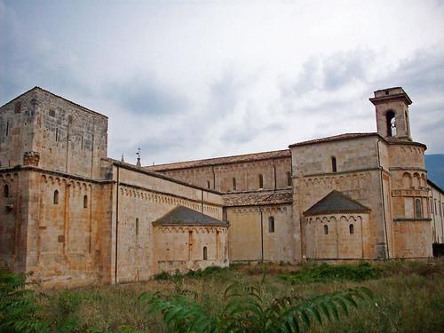 CORFINIO CATTEDRALE VALVENSE DI S.PELINO ORATORIO DI S.ALESSANDRO (AQ)