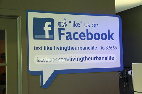 Are you living the Urbane Life on Facebook?