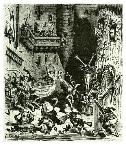 003-El pecado venial-Les contes drolatiques…1881- Honoré de Balzac-Ilustraciones Doré