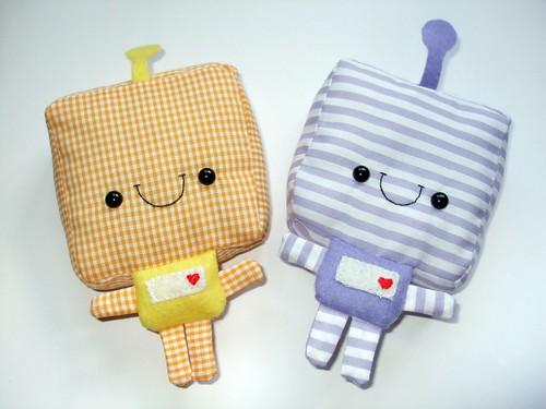 Robots by Berto - 碌碡画报 - 碌碡画报