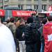 Freude herrscht nach dem Sieg der Schweizer Nati