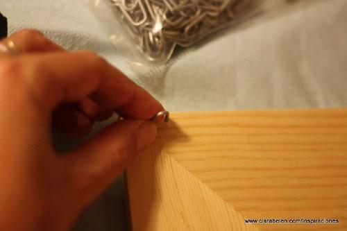 Manualidades para organizar joyas y pendientes
