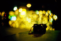 musing (moaan) Tags: leica night 50mm lights quiet nightlights dof bokeh i