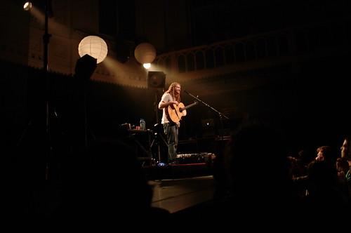 Newton Faulkner @ Paradiso, Amsterdam
