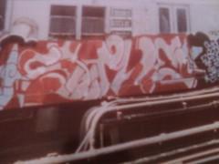 0329100254a.jpeg (divorcing49) Tags: brooklyn subway graffiti legend irt utica slave tf5 thefabulousfive