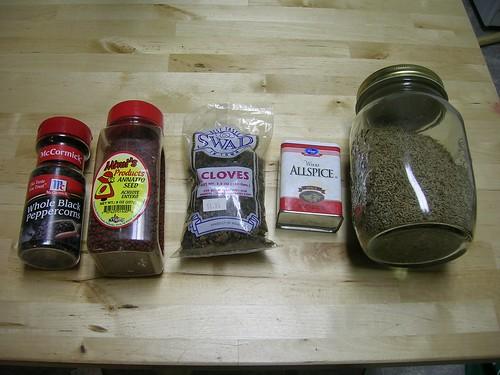 Achiote Powder in English Achiote Powder Ingredients