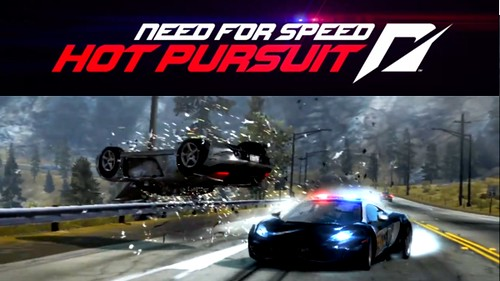 Need For Speed: Hot Pursuit Cop and Racer Weapons
