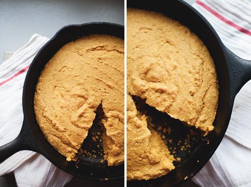 pumpkin cornbread