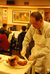ChinatownLA Turkey Carving
