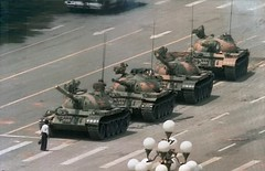 June 5, 1989: Tiananmen Square (WorldofArun) Tags: world china history june century square democracy student moments tank beijing planet change column 1989 tiananmen protesters 20th tanks lonelyman defining prodemocracy tankman yenumula worldofarun june51989 arunyenumula