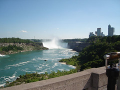 Niagara on Summer Solstice