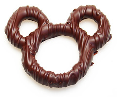 Chocolate Pretzel Ears