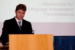 abstractions for language independent transformations