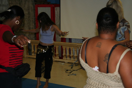 Belly dance/Temporary Tattoos