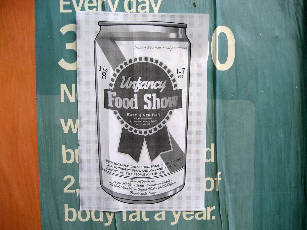 Unfancy Food Show