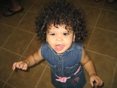 cute jas (_melika_) Tags: friends baby cute toddler afro adorable bbq fourthofjuly barbeque afrolicious