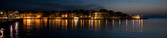 Chania by night - by macropoulos