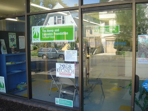 The Hemp and Cannabis Foundation --Portland Clinic