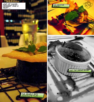 NeroVivo3: Dessert