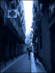 Barcelona Old Town.- (ancama_99(toni)) Tags: barcelona street leica city trip travel blue vacation sky people urban espaa house holiday building azul architecture photoshop buildings geotagged lumix photography photo interestingness interesting spain espanha europa europe cityscape photos bcn cityscapes photographic catalonia panasonic bleu explore ciudades catalunya blau oldtown espagne barcellona catalua catalan barcelone spagna pasoscatalans 2007 urbanas 1000views urbanscapes catalogne ciutatvella blueribbonwinner azl supershot 50faves 10faves 50favs 123bw 25favs fz7 dmcfz7 25faves abigfave p1f1 impressedbeauty aplusphoto superbmasterpiece wowiekazowie ysplix ancama99 goldenwinners