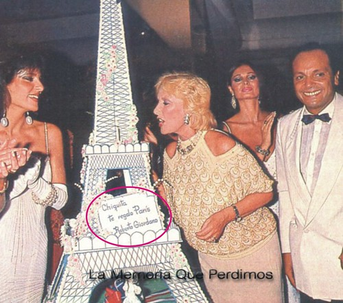 Cumple Mirtha 86