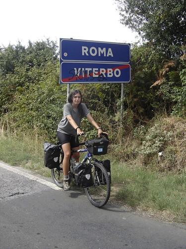 Todos los caminos conducen.. a Roma, Italia