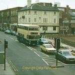 Market Street, Wolverhampton June 1981.