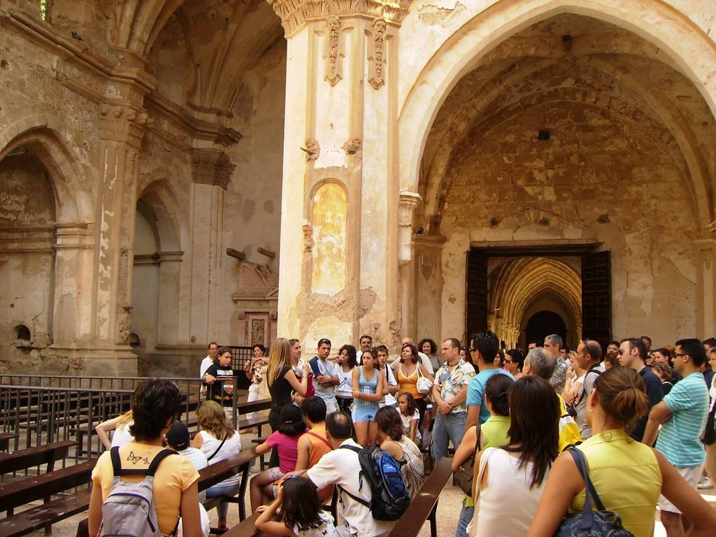 Visita guiada al Monasterio de Piedra
