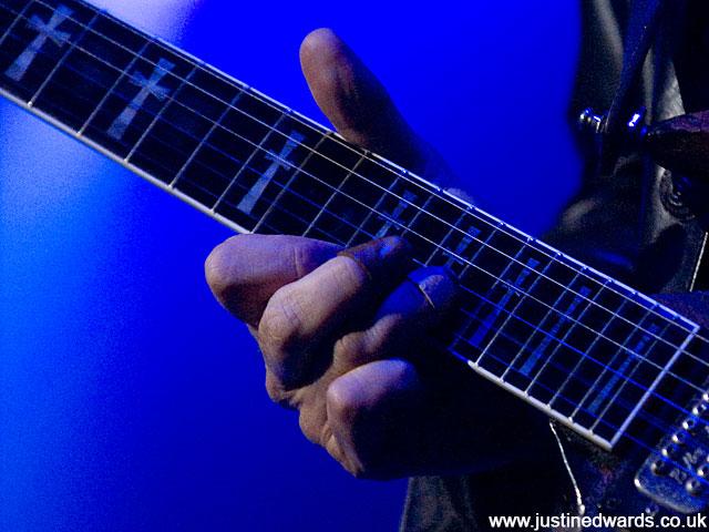 Tony Iommi: El padre del Metal