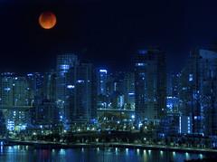 Vancouver Lunar Eclipse at Flickr.com