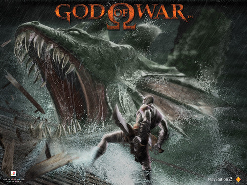 God of War - Hydra